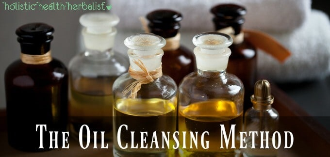The Oil Cleansing Method
