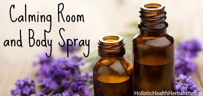 Lavender Calming Room and Body Spray