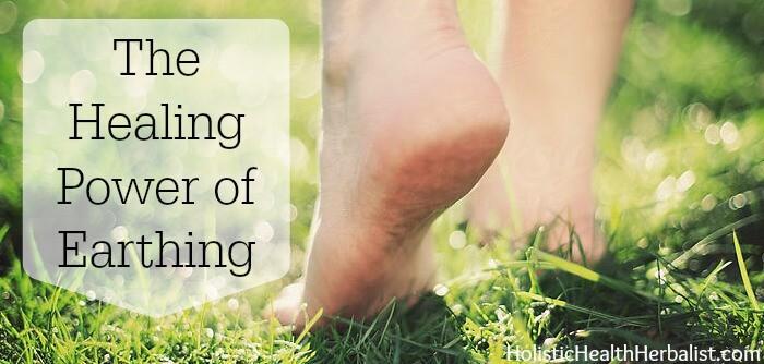 healing power of earthing