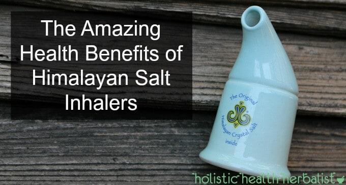 The Amazing Health Benefits of Himalayan Salt Inhalers