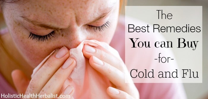 The Best Remedies You can Buy for Cold and Flu