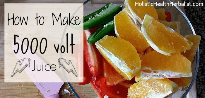 Learn how to make 5000 volt juice