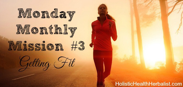 how to get fit this month