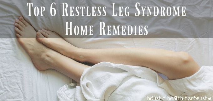 How to get rid of restless legs - photo of legs