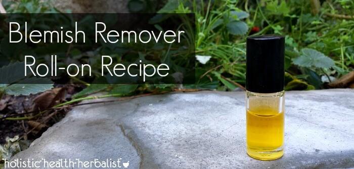 blemish remover serum