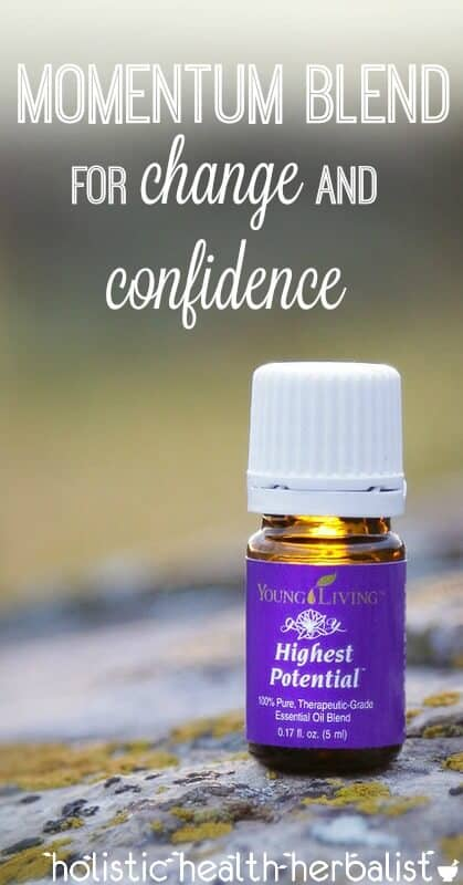 Momentum Blend for Change and Confidence - Create momentum using essential oils by making this potent momentum blend. Instill a sense of empowerment over life challenges and personal fears! #essentialoils #youngliving #emotions #momentum