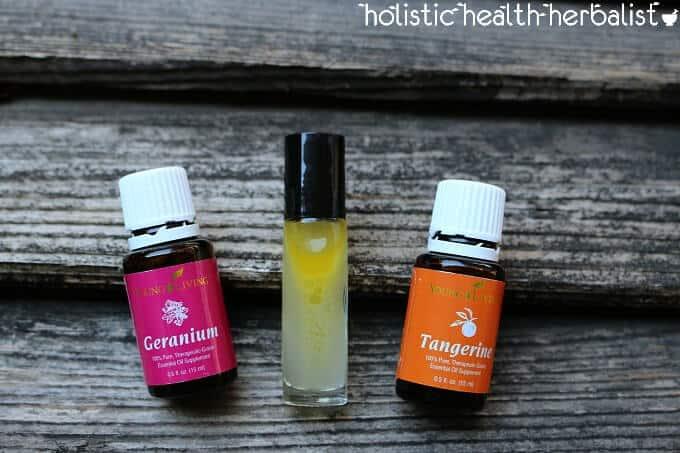 how to make homemade deodorant with essential oils