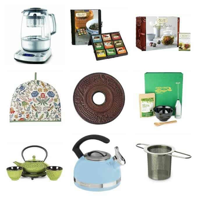 Gift Guide for Tea Lovers