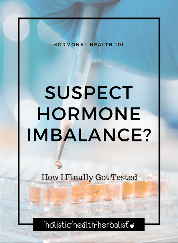 Suspect Hormone Imbalance? How I Finally Got Tested - Learn about how I got my estrogen, progesterone, testosterone, TSH, Free T3, Free T4, and other hormones tested using Everlywell. #everlywell #hormonetest