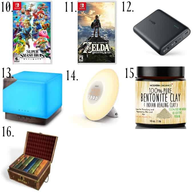 Gift Guide 2018 teens