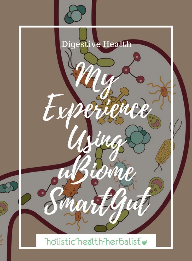 My Experience Using uBiome SmartGut - Take a look at my microbiome results! This test has helped me pinpoint which bacteria need to be increased in order to alleviate digestive complaints, gives me insight on my diversity, and teaches how to fix bacteria imbalances.