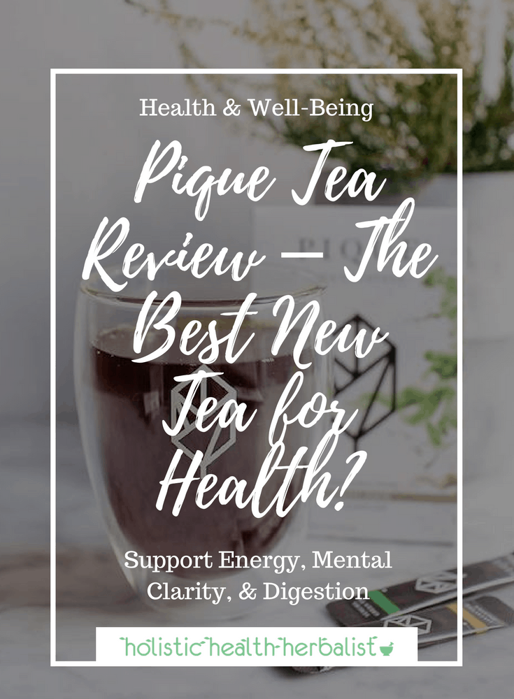 Pique Tea Review – The Best New Tea for Health? - Pique Tea is a crystalized tea that's full of antioxidants and polyphenols and is touted to be the healthiest tea on the market.