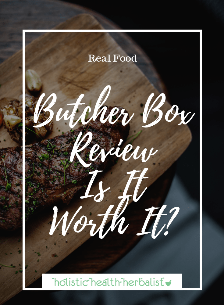 Butcher Box Review - Is It Worth It? - Butcher Box offers high-quality grass-fed and grass-finished beef, heritage pork, and organic pasture-raised chicken.